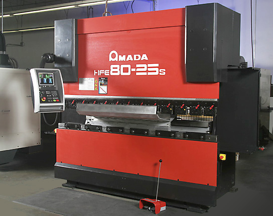 Amada Press Break